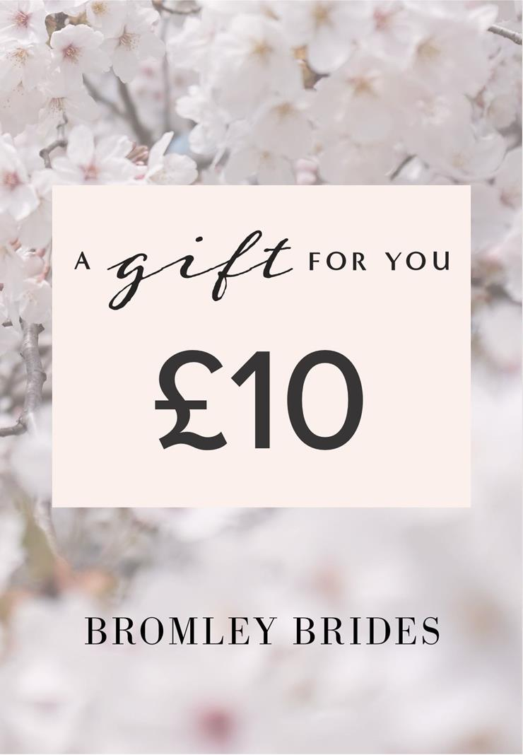 Bromley Brides Gift Cards Style #£10 Holiday Gift Voucher  Image